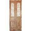 Antique doors with window - Furniture -