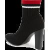 Antoinette Sock Knit Bootie CALVIN KLEIN - Boots -