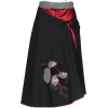 Antonio Marras steel grey skirt - Gonne -