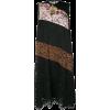 Antonio Marras striped lace dress - Vestidos -