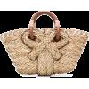 Anya Hindmarch woven bow detail tote bag - Borsette -