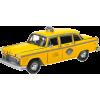 Yellow cab - Vehicles -