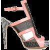 Aperlai ankle strap sandals - Scarpe classiche -