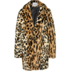 Apparis Leopard Faux Fur Coat - Jacket - coats -