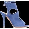 Aquazurra Sexy Thing Heeled Sandals - Sandals -