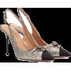 Aquazzura Mondaine 95 slingback pumps - Klasične cipele -