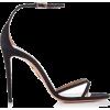 Aquazzura Purist Suede Sandals - Sandals - $695.00
