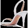 Aquazzura So Nude 85mm sandals - Sandalias -