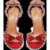 Aquazzura - Sandals -