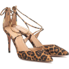 Aquazzura leopard suede pumps - Classic shoes & Pumps -