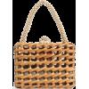 Aranaz - Luna basket handbag - Torebki -