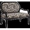 Armchair B&W - Arredamento -
