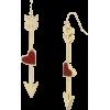 Arrow earrings - Kolczyki -