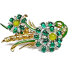 Art Deco Designer Brooch - Other jewelry - $249.00