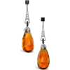 Art Deco earrings circa 1920 - Earrings -