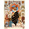 Art Nouveau coffee brand poster - Illustrations -