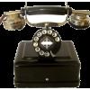 Art deco telephone - Articoli -