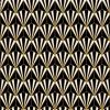 Art deco wallpaper - Ilustracje -