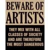Artists - Texte -