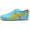 Asics Kanuchi Sky Blue/Yellow/ - Sneakers -