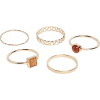Assorted rings - Anillos -