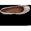 Athena Alexander Scalloped Ballet Flats - Flats -