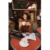 At the cafe - Menschen -