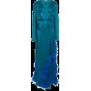 Attico Satin Robe Gown - Dresses - $2.59  ~ £1.96