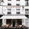 Au Tour de France cafe - Edificios -