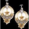 Auden Celeste statement earrings - Brincos -