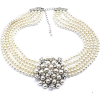 Audrey Hepburn collar - Naszyjniki -