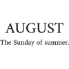 August month summer Sunday - Uncategorized -