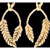 Aurélie Bidermann - Gold-plated earrings - Naušnice - $290.00  ~ 249.08€
