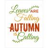 Autumn Quote - Texts -