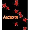 Autumn - Texts -