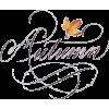 Autumn - Texte -