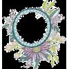 Autumn flowers - Frames -