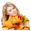 Autumn model - Ludzie (osoby) -