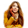 Autumn model - Personas -