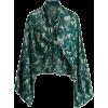 Azalea Floral Frayed Kimono FREE PEOPLE - Cardigan -