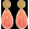 Earrings Orange - 耳环 -