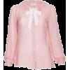 Long Sleeves Shirts Pink - Long sleeves shirts -