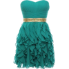 Dresses Green - sukienki -