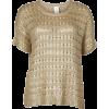 T-shirts Gold - T-shirts -
