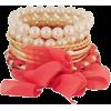 Bracelets Beige - Bracelets -
