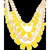 Necklaces Yellow - Halsketten -