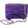 Hand bag Purple - Hand bag -