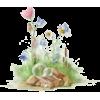 BACKGROUND/TUBES/VECTORS - Nature -