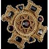 BALENCIAGA Byzantine Cross pendant - Other jewelry -