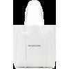 BALENCIAGA Cabas en cuir imprimé Everyda - Hand bag - 950.00€  ~ £840.64